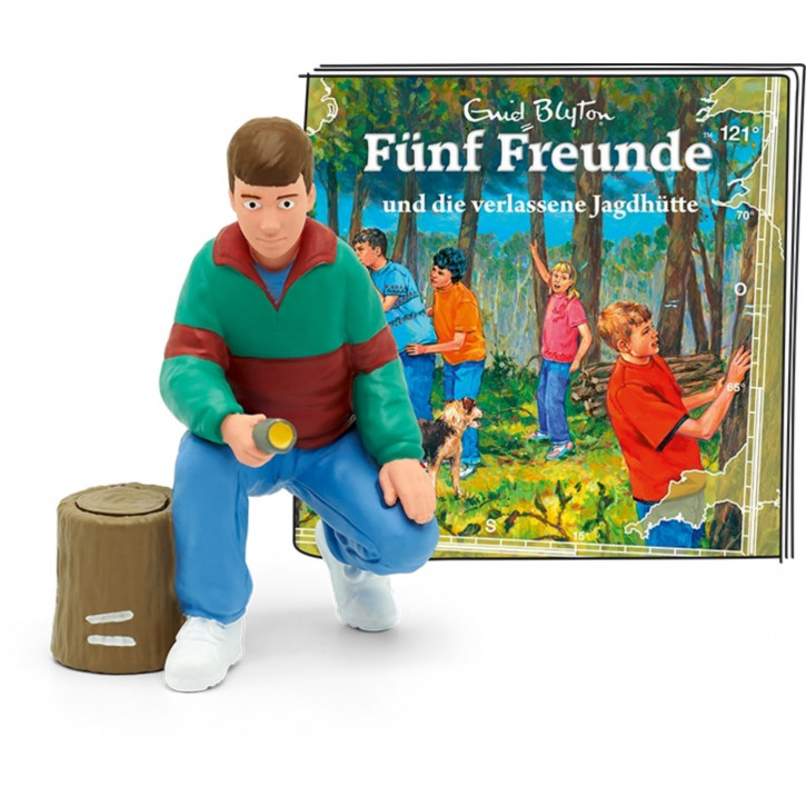Tonie Fünf Freunde -Fünf Freunde und die verlassene Jagdhütte
