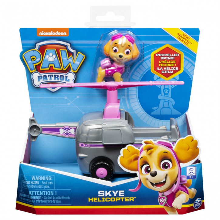 PAW Basic Vehicle Skye