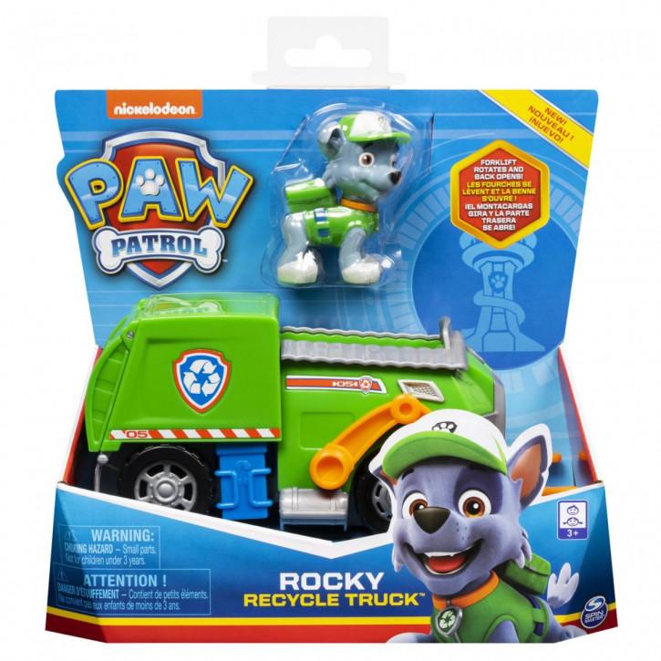 PAW Basic Vehicle Rocky