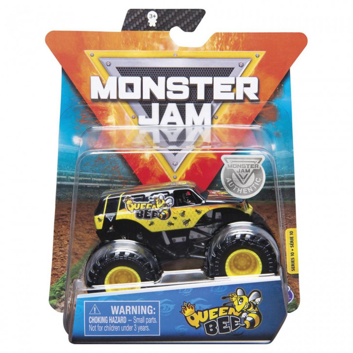 MNJ Monster Jam Single Pack 1:64