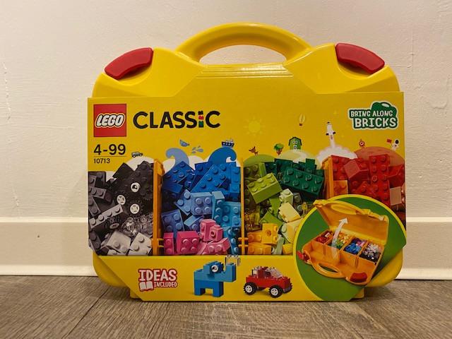LEGO Classic Bausteine - Startkoffer Farben sorti