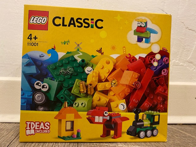 LEGO Classic Bausteine - Erster Bauspaß