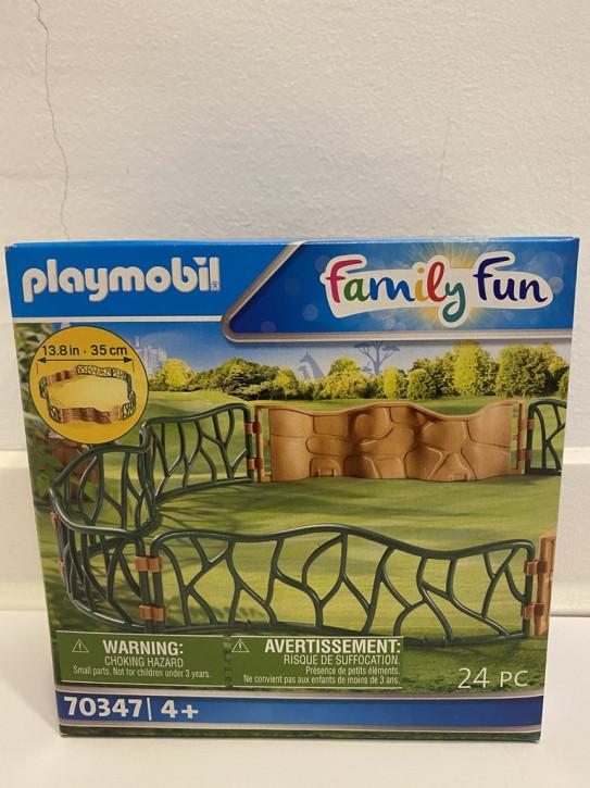 Playmobil 70347 Erlebnis-Zoogehege
