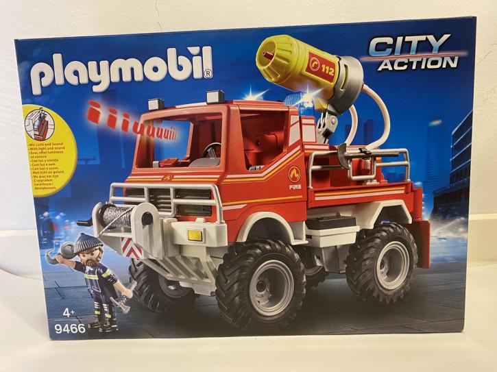 Playmobil 9466 Feuerwehr-Truck