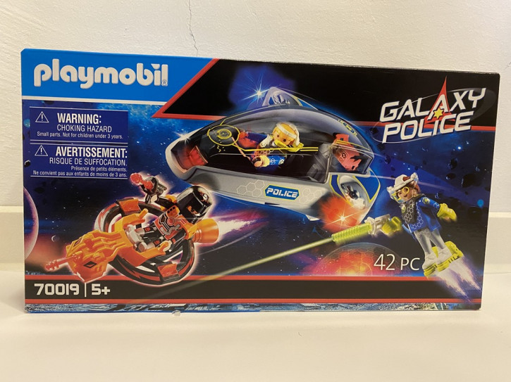 Playmobil Galaxy Police-Glider