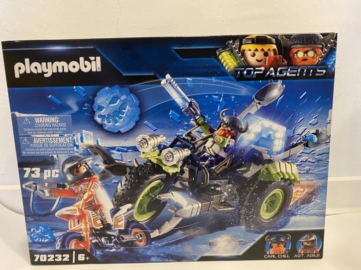 Playmobil Arctic Rebels Eistrike