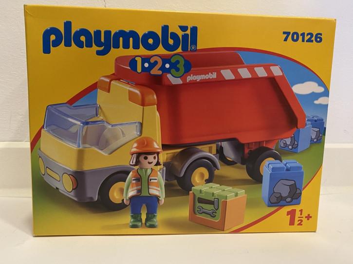 Playmobil 70126 Kipplaster
