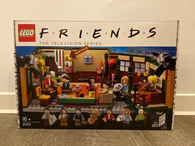 LEGO Ideas Central Perk TV Serie F.R.I.E.N.D.S.