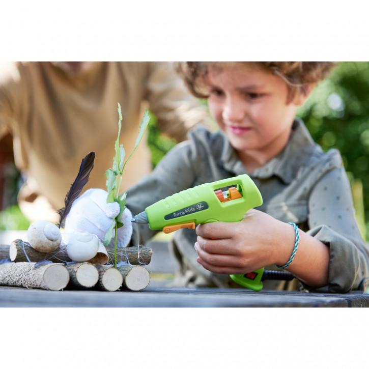 Terra Kids Heißklebepistole & Zubehör