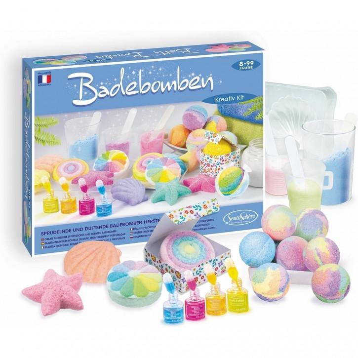 Kreativ Kit Badebomben
