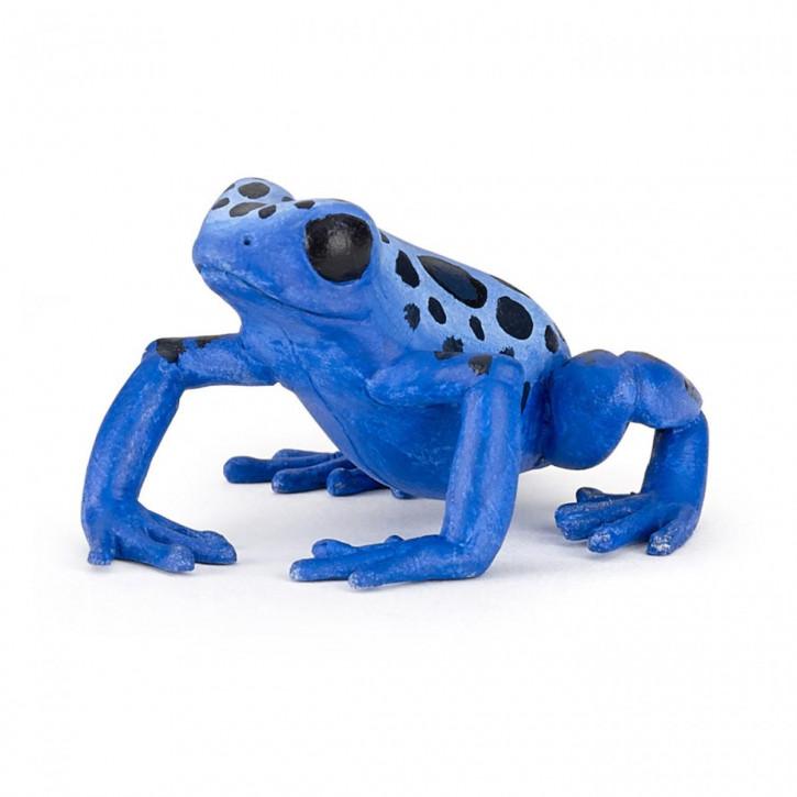 Papo 50175 Blauer äquatorial Frosch