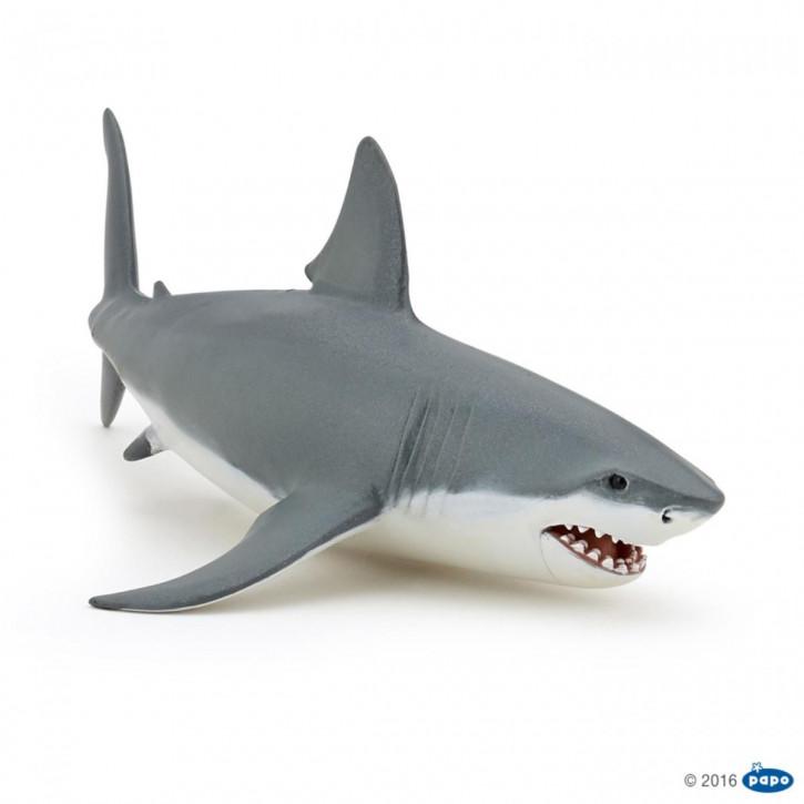 Papo 56002 Weißer Hai