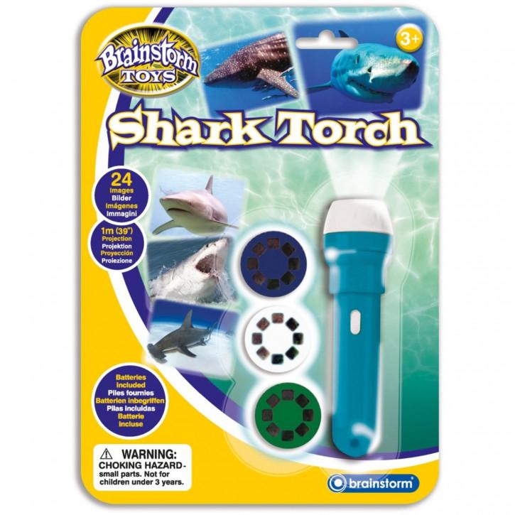 Taschenlampenprojektor Haie