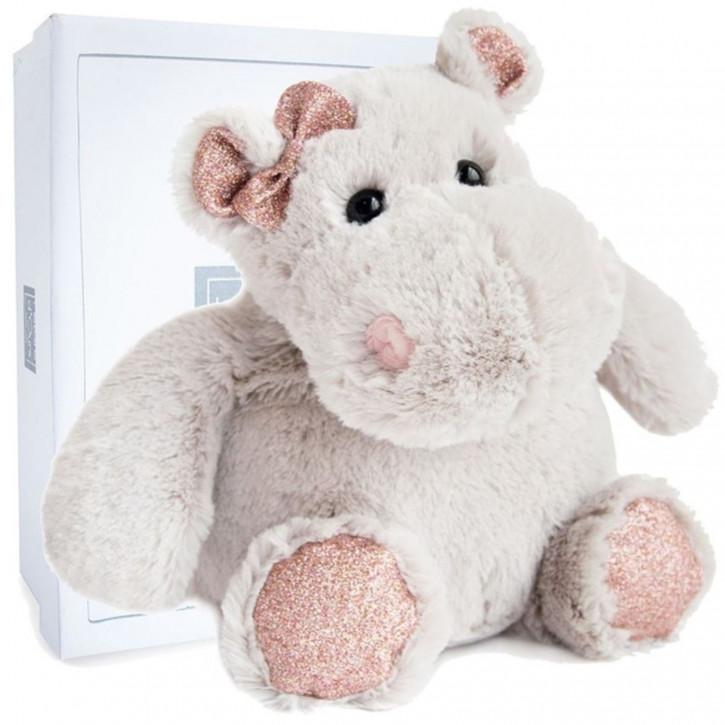 DOUDOU Hippo Girl 25cm
