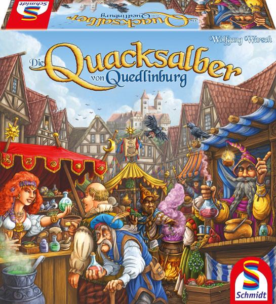 Die Quacksalber von Quedlinburg!