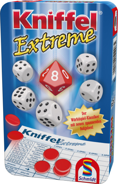 Kniffel® Extreme
