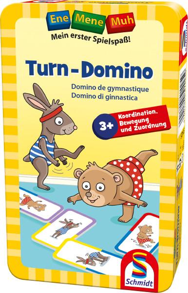 Ene Mene Muh, Turn-Domino