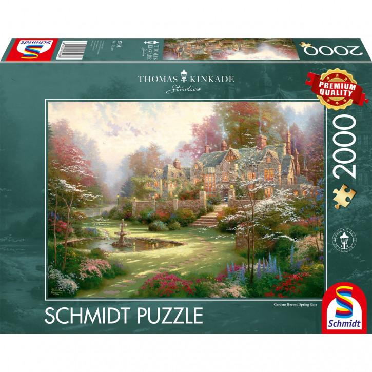 Puzzle 2000 Teile - Landsitz