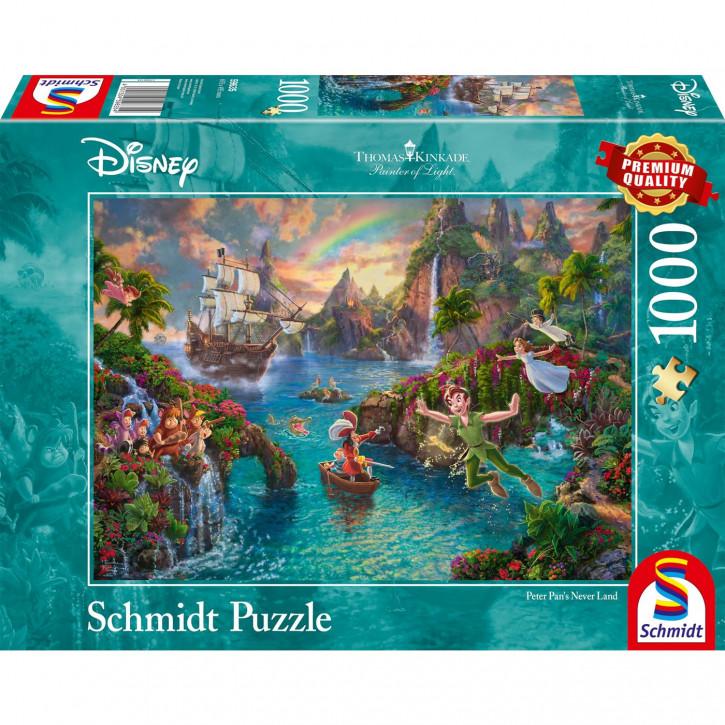 Puzzle 1000 Teile Disney - Peter Pan