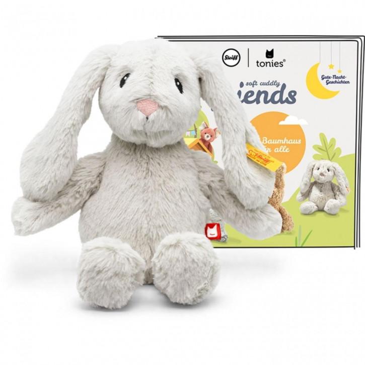 Steiff Soft Cuddly Friends mit Hörspiel Hoppie Hase