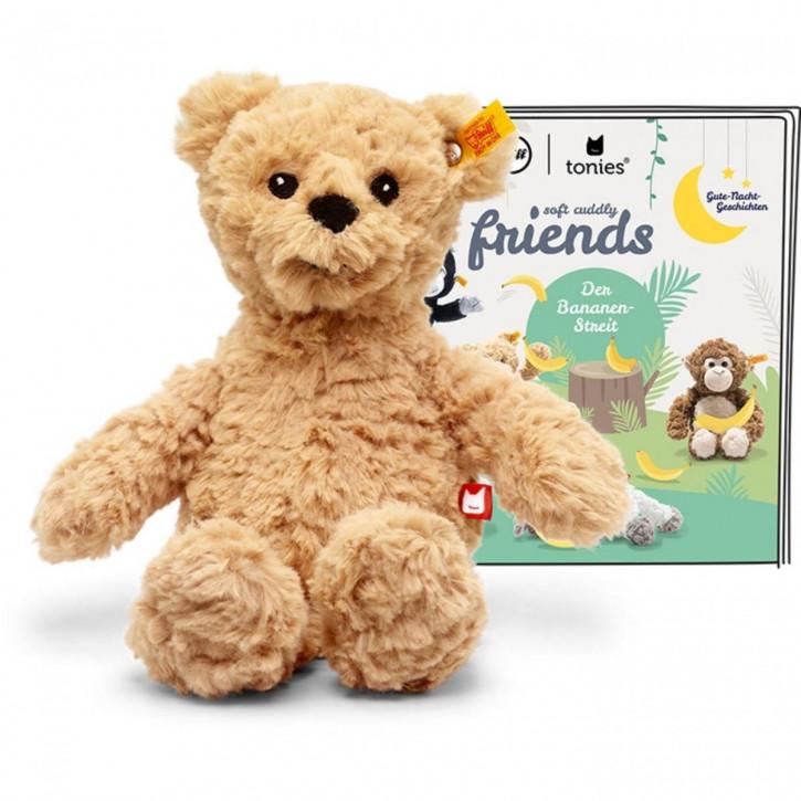Steiff Soft Cuddly Friends mit Hörspiel Jimmy Bär