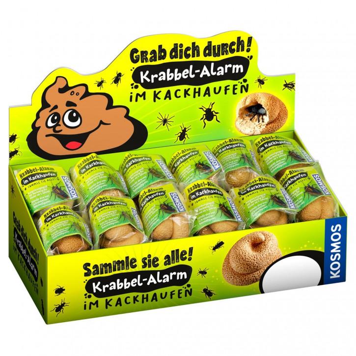 Krabbel-Alarm im Kackhaufen