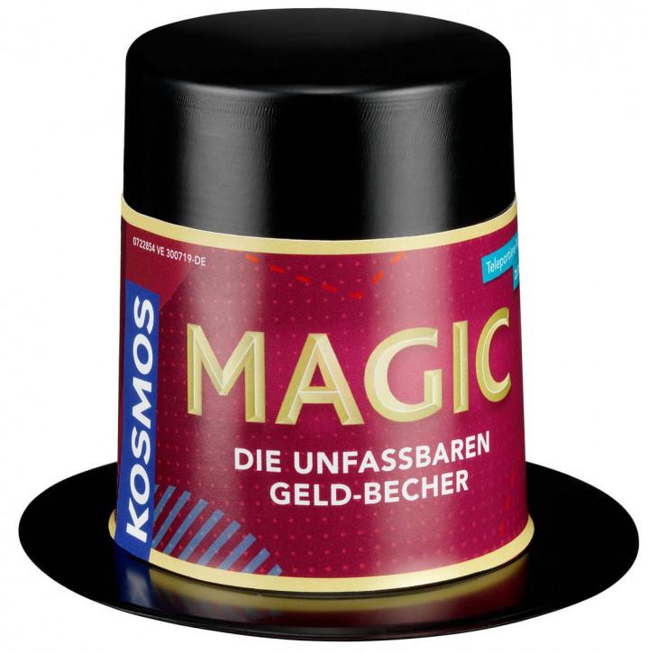 MAGIC Mini Zauberhut – Die unfassbaren Geldbecher