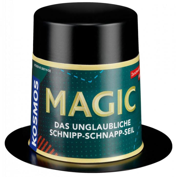 MAGIC Mini Zauberhut – Das unglaubliche Schnipp-Schnapp-Seil