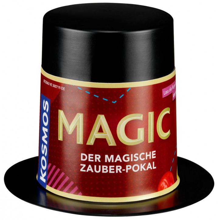 MAGIC Mini Zauberhut – Der magische Zauberpokal