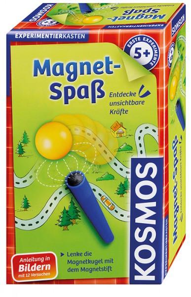 MBE Magnet-Spaß