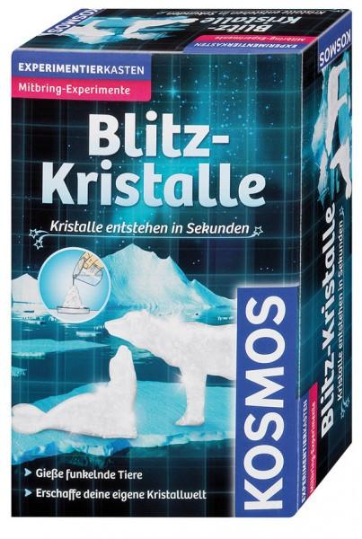 MBE Blitz-Kristalle