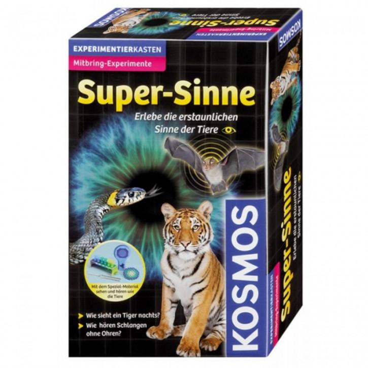 Super-Sinne - Erlebe die erstaunlichen Sinne der Tiere