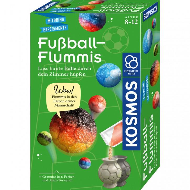 Fussball-Flummis - Lass bunte Bälle durch dein Zimmer hüpfen