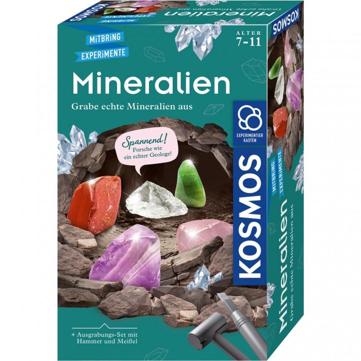 MBE Mineralien