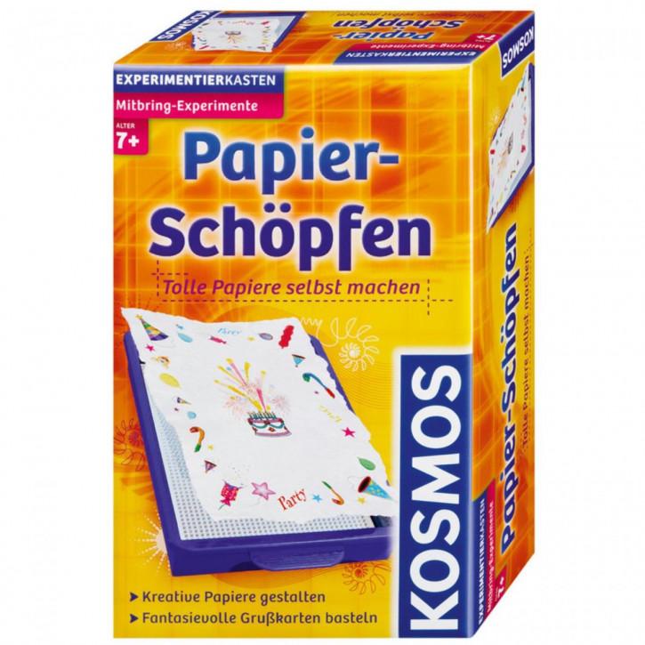 Papierschöpfen - Tolle Papiere selbst machen