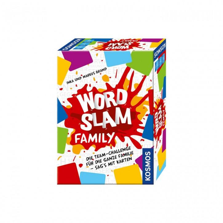 Word Slam Family für die ganze Familie