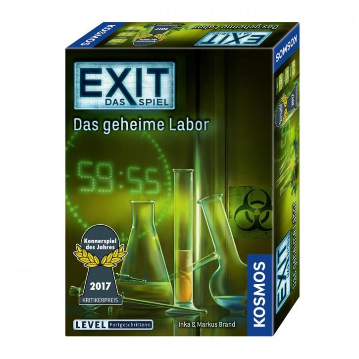 EXIT - Das Spiel: Das geheime Labor