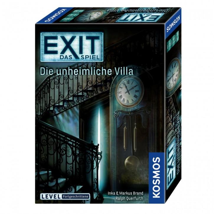 EXIT - Das Spiel: Die unheimliche Villa