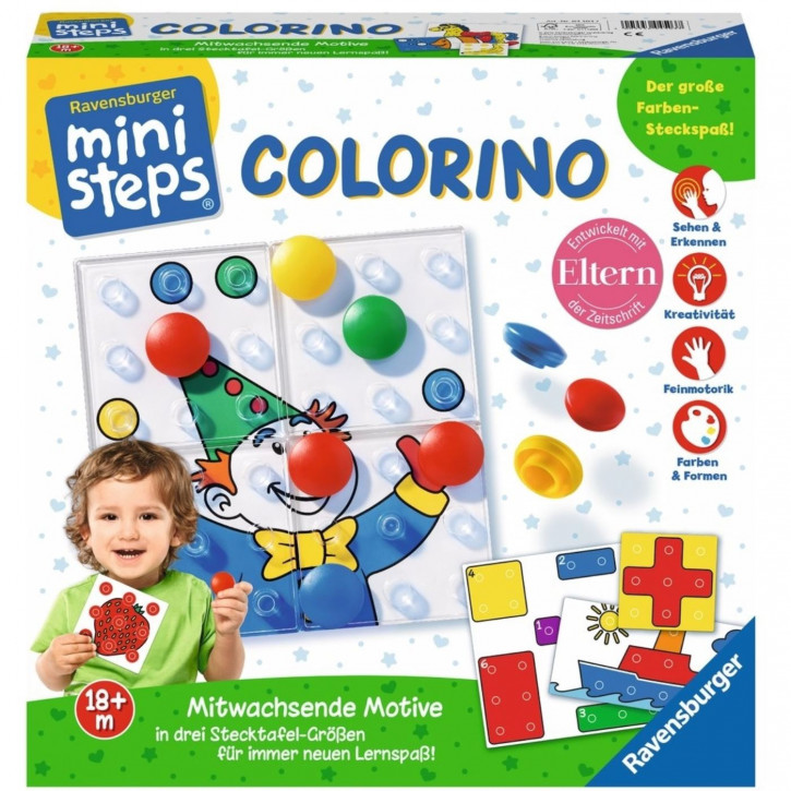 ministeps - Colorino