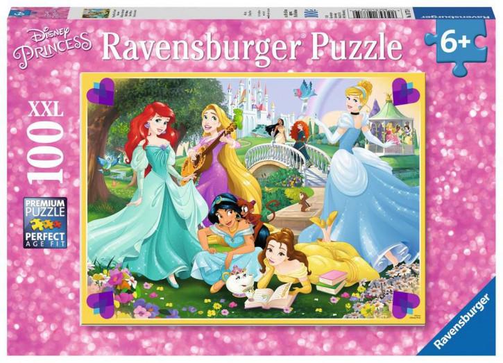 Puzzle 100 Teile XXL Disney Prinzessinnen, Wage deinen Traum!