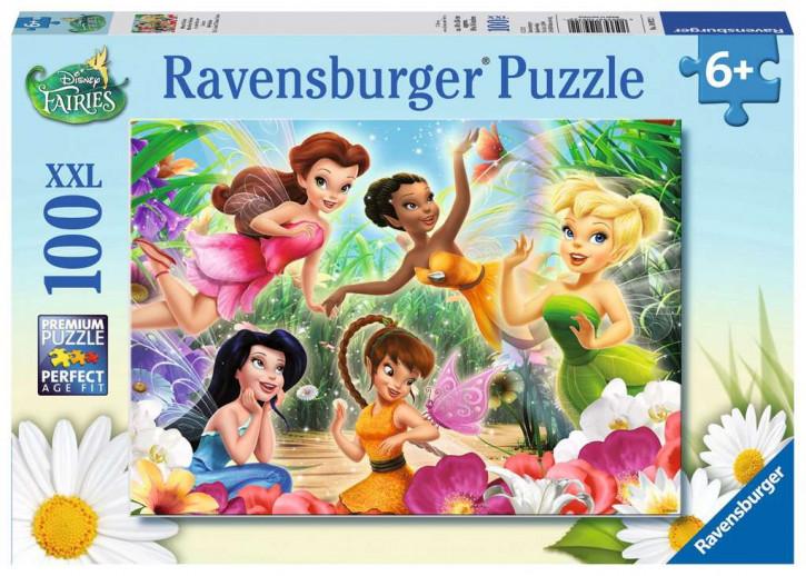 Puzzle 100 Teile XXL Fairies, Meine Fairies