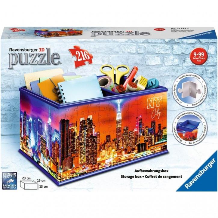 Puzzle 3D Box - Skyline