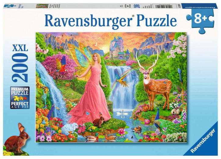 Puzzle 200 Teile XXL Magischer Feenzauber