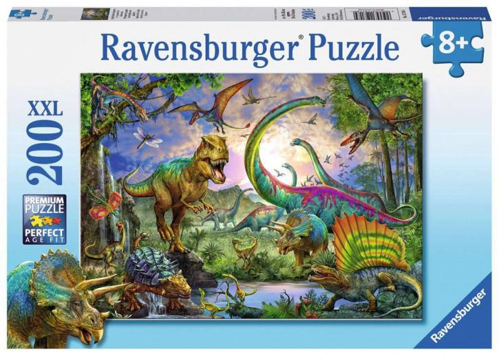 Puzzle 200 Teile XXL Im Reich der Giganten