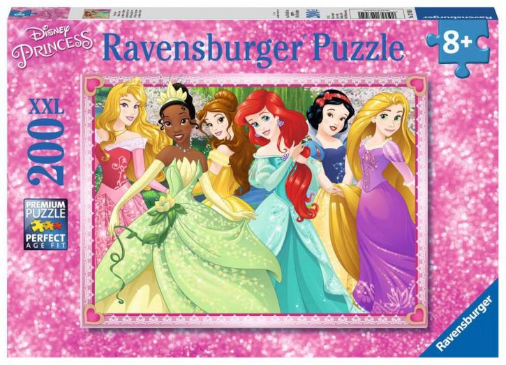 Puzzle 200 Teile XXL Disney Prinzessinnen, Die Disney Prinzessinnen