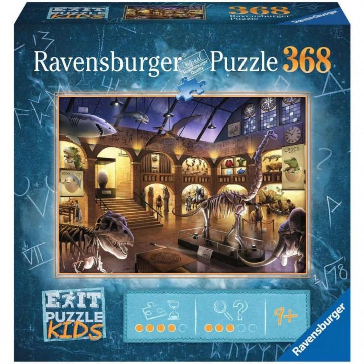 Puzzle 368 Teile EXIT Kids Im Naturkundemuseum
