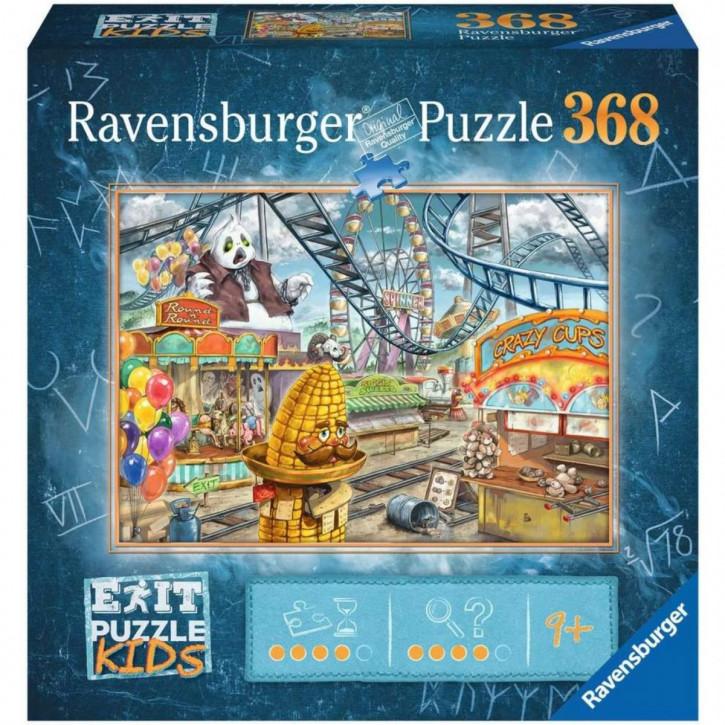 Puzzle 368 Teile EXIT Kids Im Freizeitpark