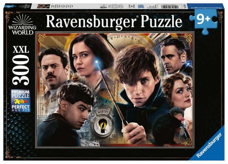 Puzzle 300 Teile Scamander gg.Grindelwald