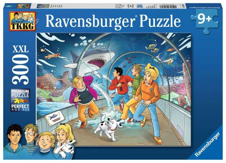 Puzzle 300 Teile TKKG im Einsatz