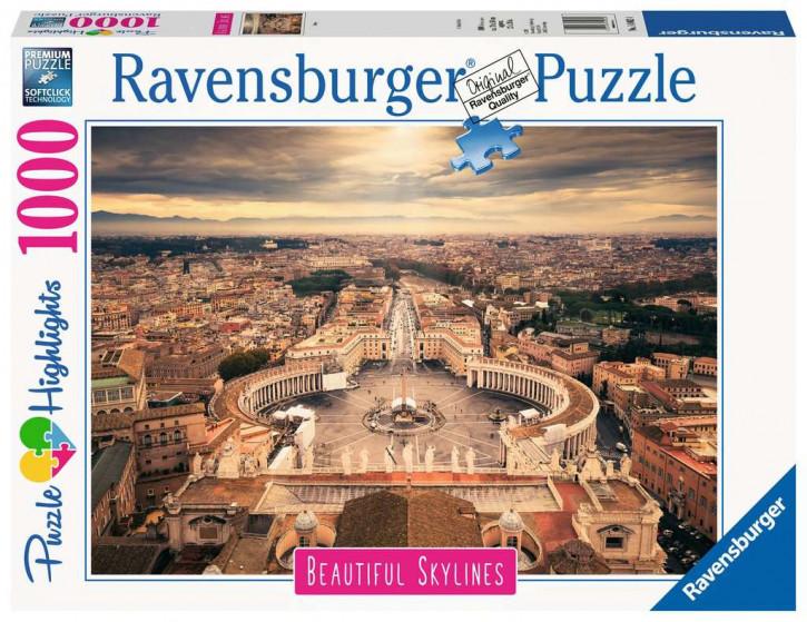 Puzzle 1000 Teile Rome